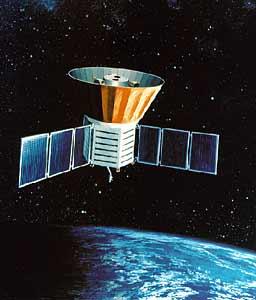 Cosmic Quest - TCM: Space Probe Satellites